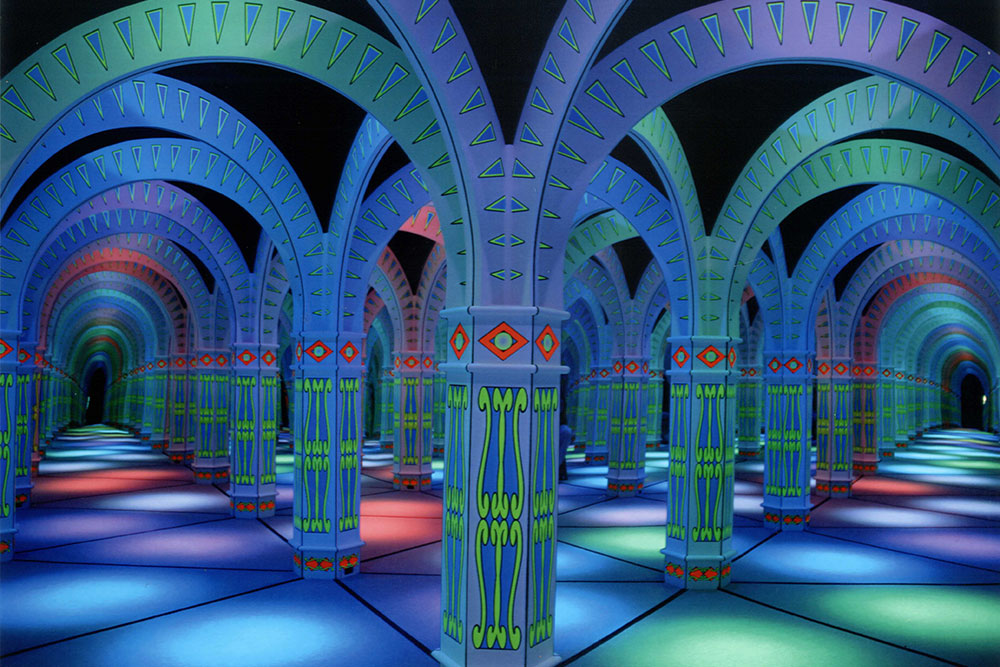 Amazing Mirror Maze (Slider Image 2) | Gatlinburg Attractions