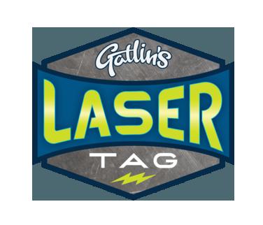 Gatlin's Laser Tag Logo | Gatlinburg Attractions
