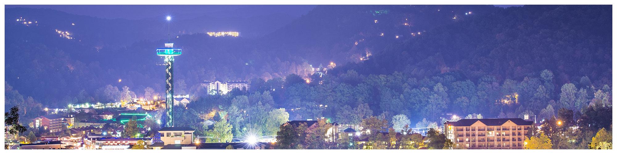 Space Needle (Header Background) | Gatlinburg Attractions