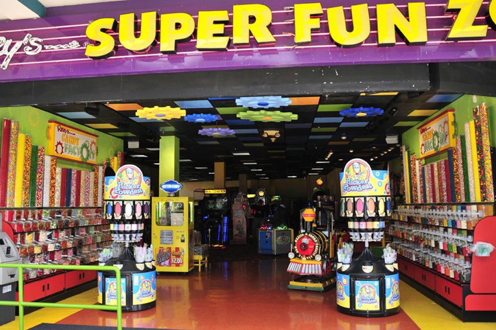 Ripley's Super Fun Zone (Slider Image 1) | Gatlinburg Attractions