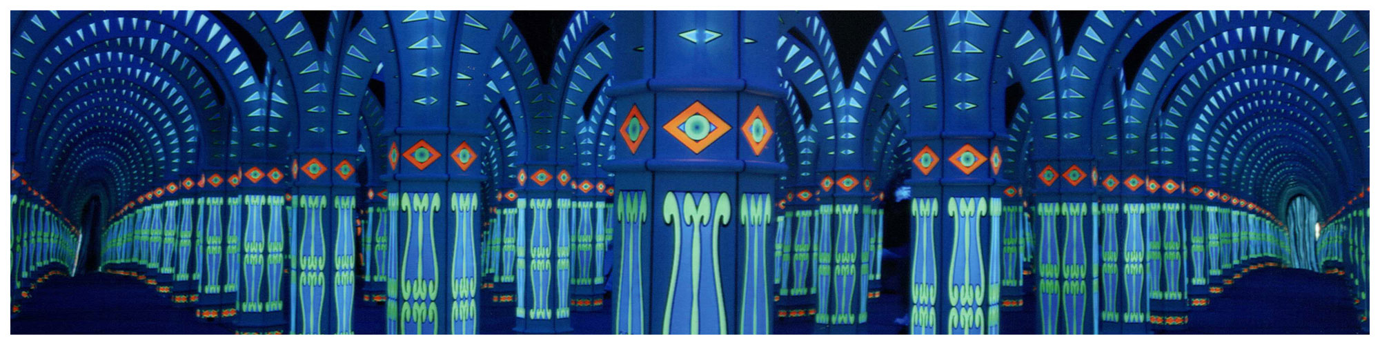 Amazing Mirror Maze (Header Background) | Gatlinburg Attractions