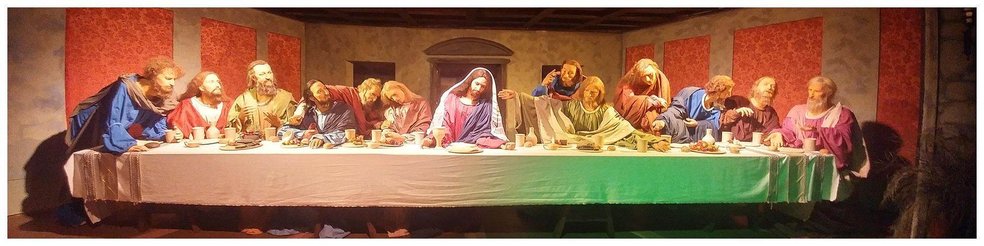 Christ in the Smokies (Header Background) | Gatlinburg Attractions