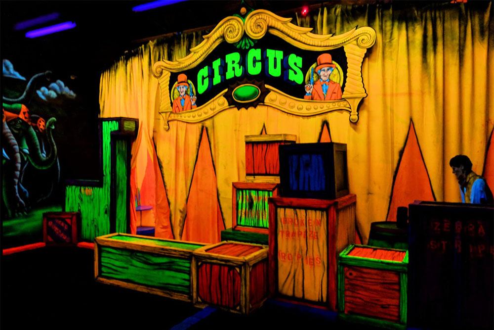 Circus Golf (Slider Image 2) | Gatlinburg Attractions