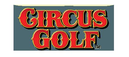 Circus Golf Logo | Gatlinburg Attractions