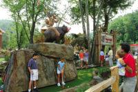 Ripley's Davy Crockett Mini-Golf (Slider Image 5) | Gatlinburg Attractions