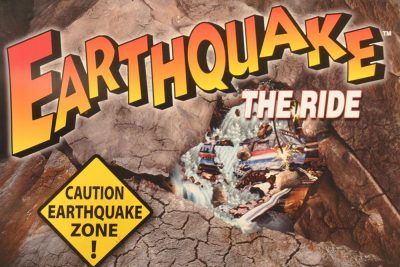 Earthquake The Ride (Slider Image 1) | Gatlinburg Attractions