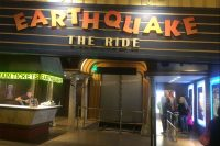 Earthquake The Ride (Slider Image 3)   Gatlinburg Attractions
