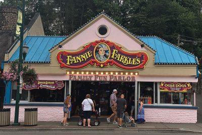 Fannie Farkle's (Slider Image 7) | Gatlinburg Attractions