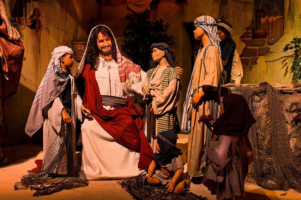 Christ in the Smokies (Slider Image 7) | Gatlinburg Attractions