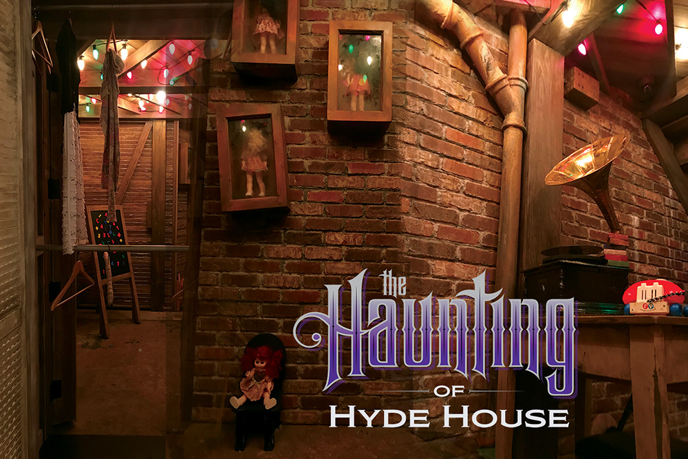 The Haunting of Hyde House | Gatlin's Escape Games | Gatlinburg Attractions