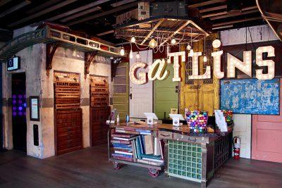 Gatlin's Fun Center Entrance | Gatlin's Laser Tag & More | Gatlinburg Attractions