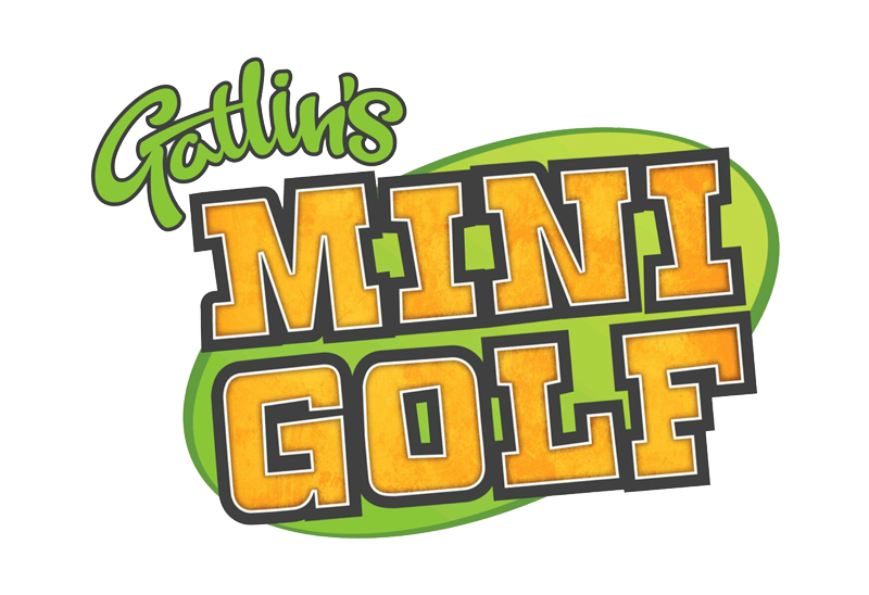 Gatlin's Mini Golf Logo | Gatlinburg Attractions