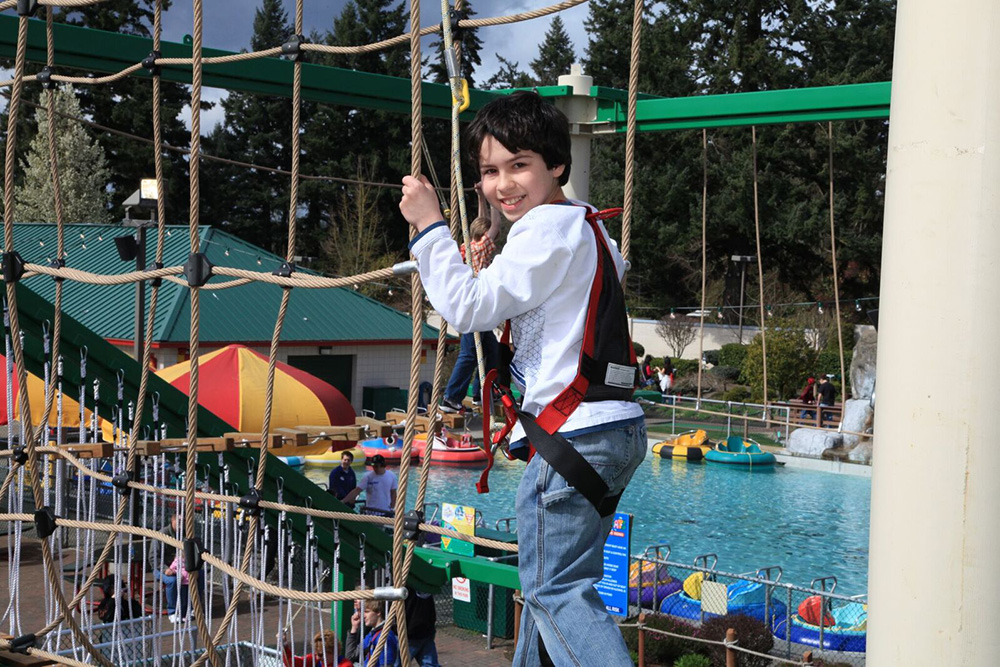 Gatlin's Rugged Ropes Adventure Course (Slider Image 0011) | Gatlinburg Attractions