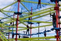 Gatlin's Rugged Ropes Adventure Course (Slider Image 0101) | Gatlinburg Attractions