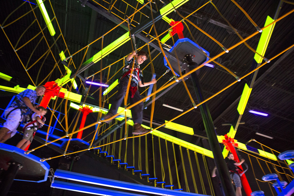 Gatlin's Rugged Ropes Adventure Course (Slider Image 0103) | Gatlinburg Attractions