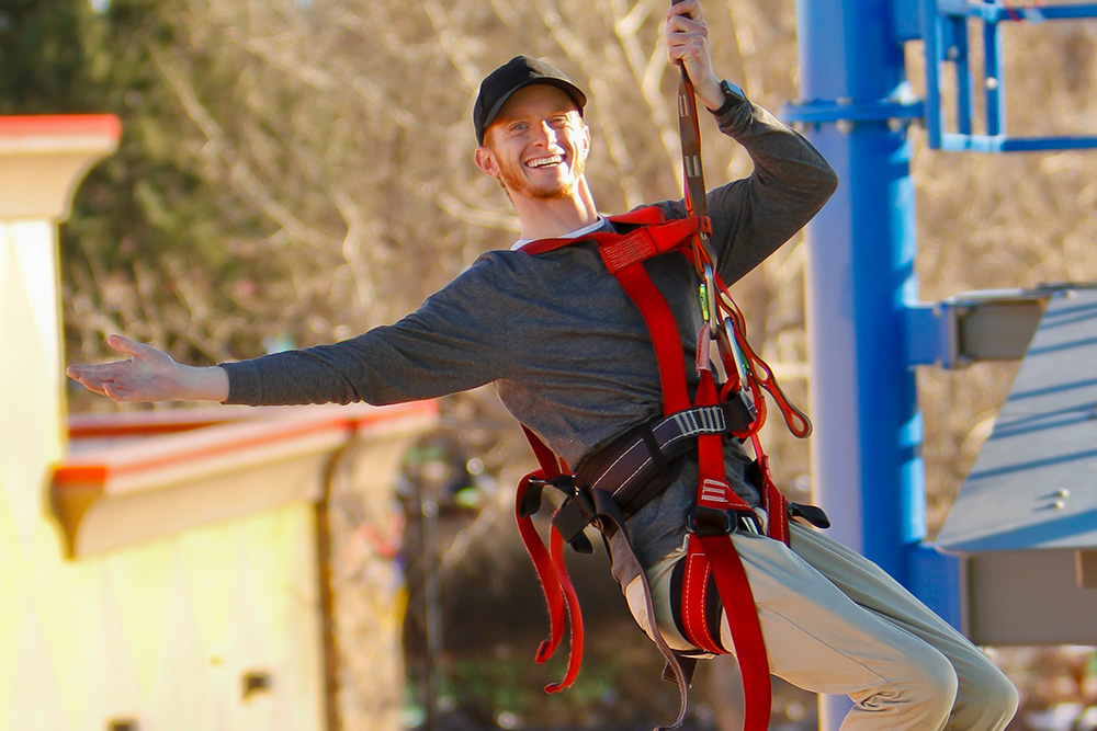 Gatlin's Rugged Ropes Adventure Course (Slider Image 2928) | Gatlinburg Attractions