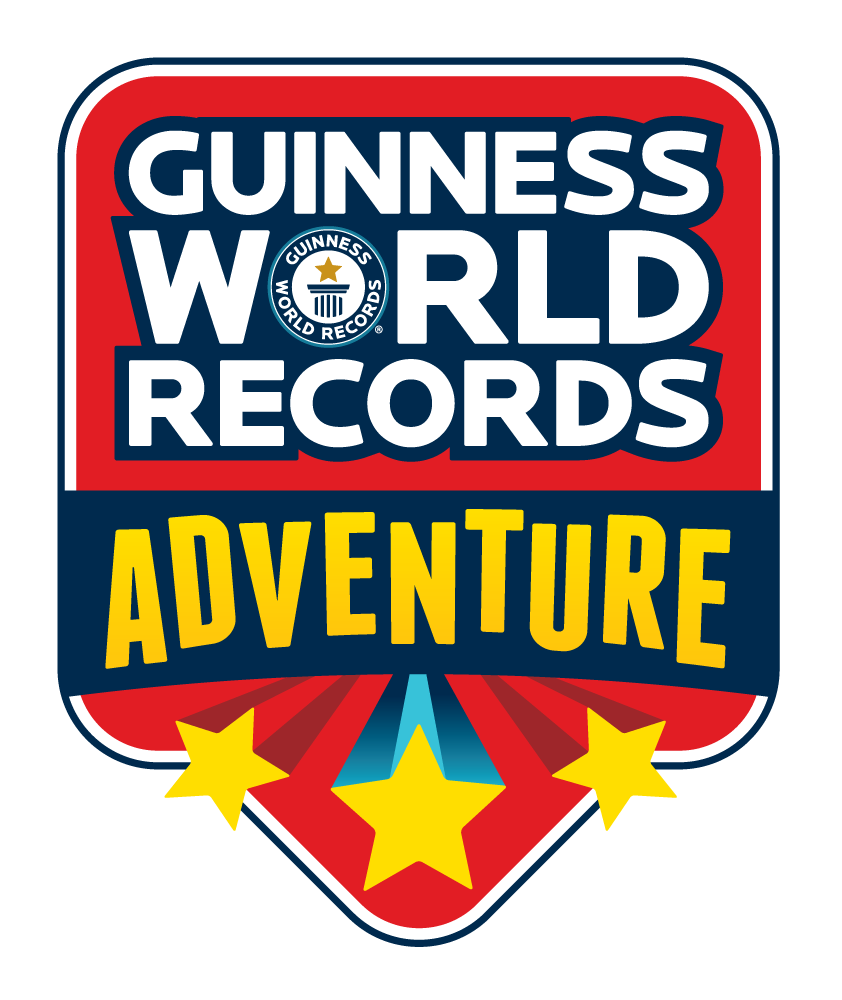 Guinness World Records Adventure Logo | Gatlinburg Attractions