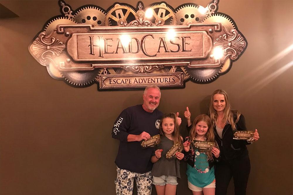 HeadCase Escape Adventures (Slider Image 2) | Gatlinburg Attractions