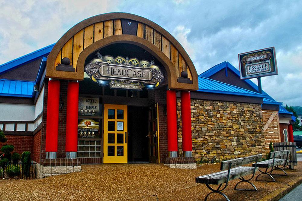 HeadCase Escape Adventures (Slider Image 5) | Gatlinburg Attractions