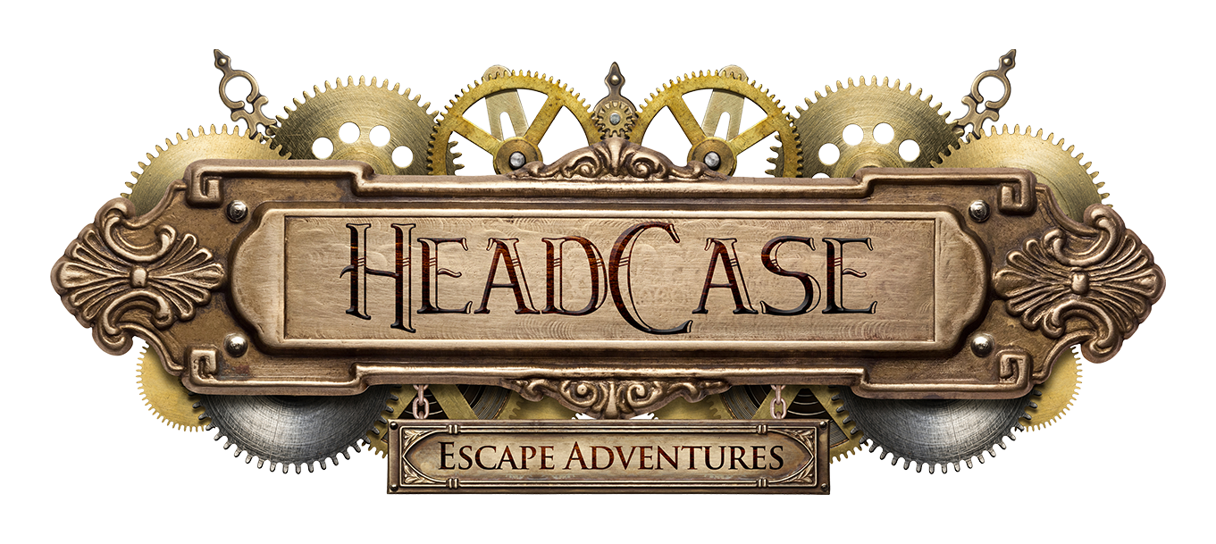 HeadCase Escape Adventures Logo | Gatlinburg Attractions