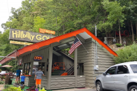 Hillbilly Golf (Slider Image 4) | Gatlinburg Attractions