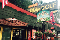 Hillbilly Golf (Slider Image 5) | Gatlinburg Attractions