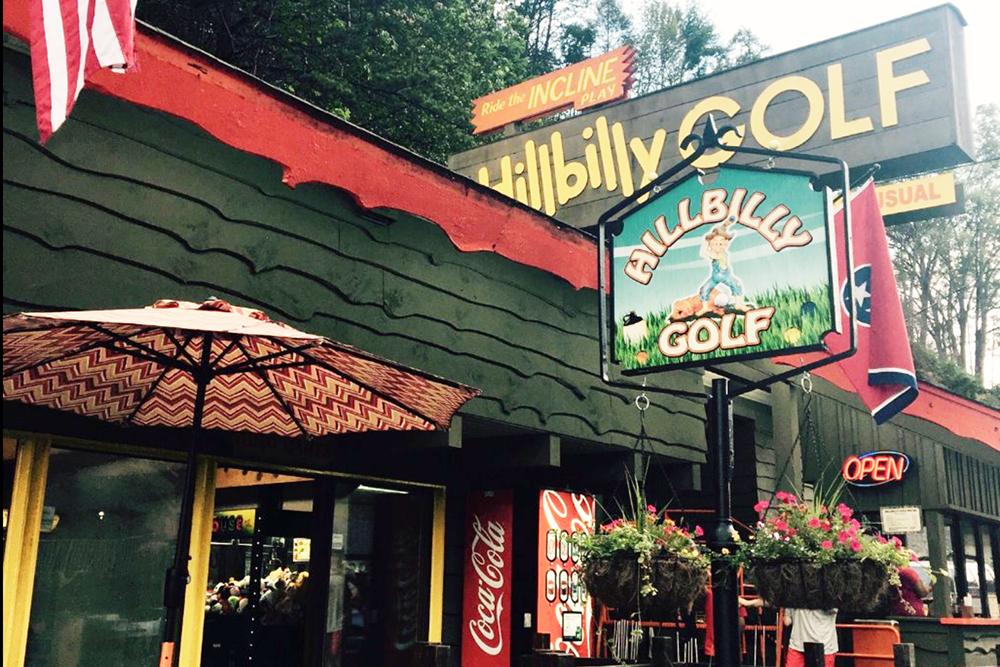 Hillbilly Golf (Slider Image 5)   Gatlinburg Attractions