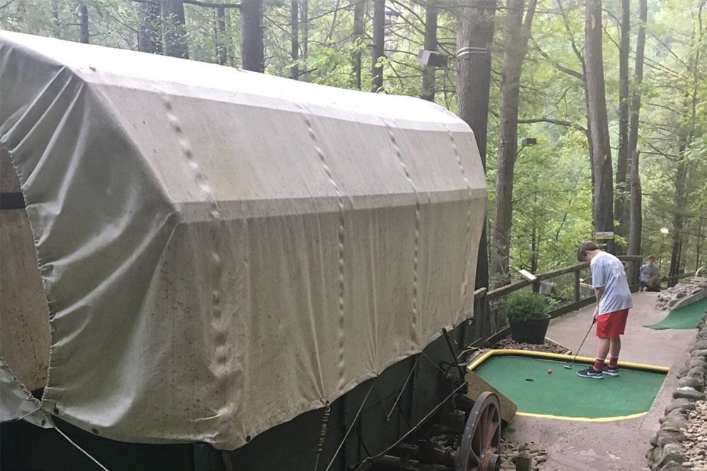 Hillbilly Golf (Slider Image 6) | Gatlinburg Attractions