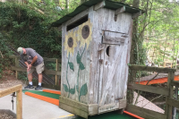 Hillbilly Golf (Slider Image 7) | Gatlinburg Attractions