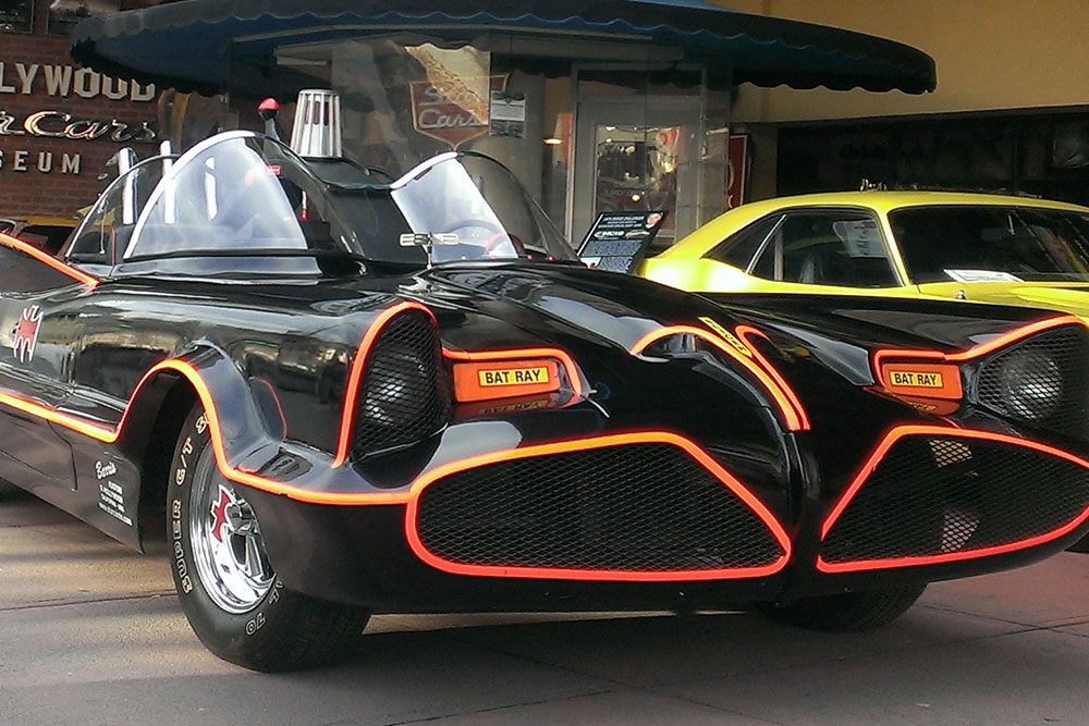 Hollywood Star Cars Museum (Slider Image 7) | Gatlinburg Attractions