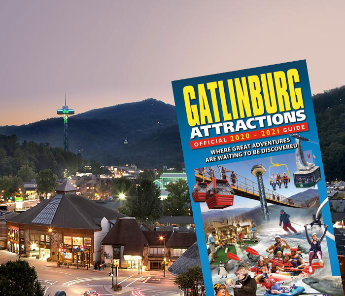 Gatlinburg Attractions Brochure