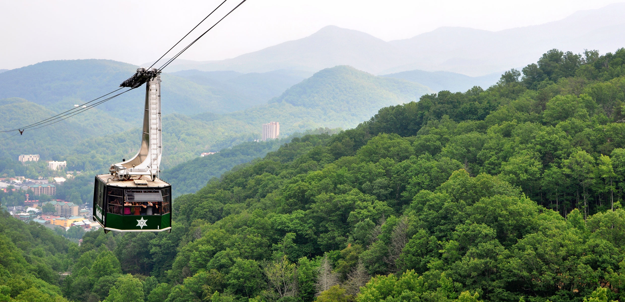 Mountain Background | Home Page | Gatlinburg Attractions