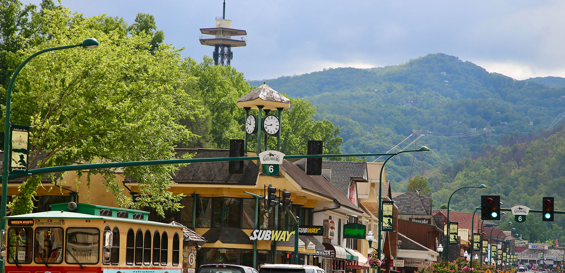 Downtown Gatlinburg (Spring 2018) | Gatlinburg Attractions | Things To Do In Gatlinburg, TN