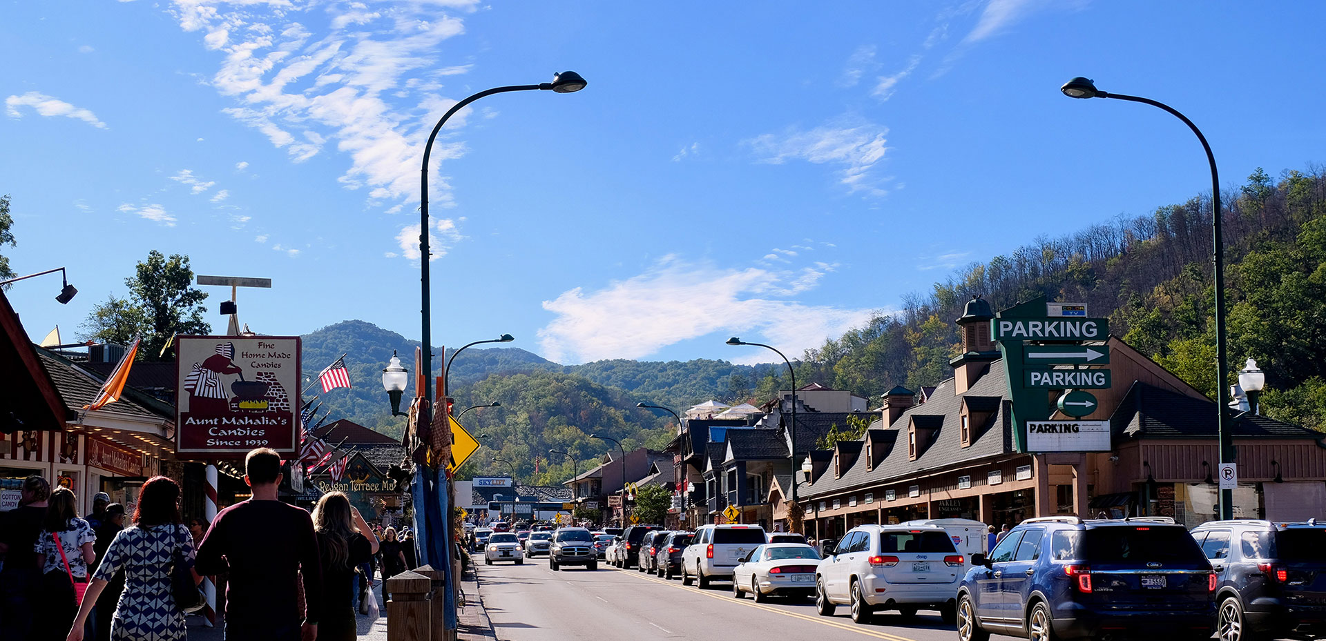 Downtown Gatlinburg | Gatlinburg Attractions | Things To Do In Gatlinburg, TN