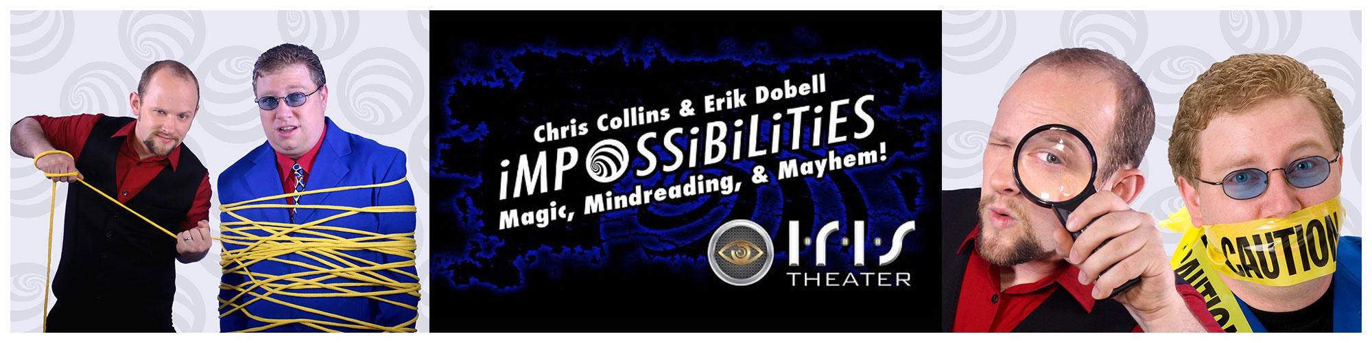 Iris Theater (Header Background) | Gatlinburg Attractions