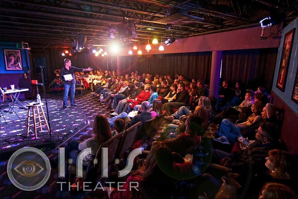 Iris Theater (Slider Image 1) | Gatlinburg Attractions
