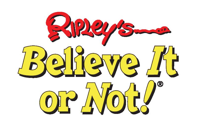 Ripley's Believe It or Not! Logo
