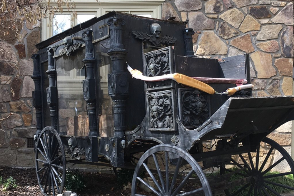 Mysterious Mansion (Slider Image 1) | Gatlinburg Attractions