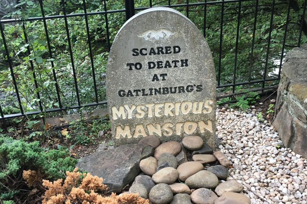 Mysterious Mansion (Slider Image 2) | Gatlinburg Attractions