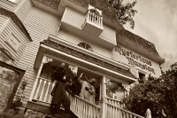 Mysterious Mansion (Slider Image 5) | Gatlinburg Attractions