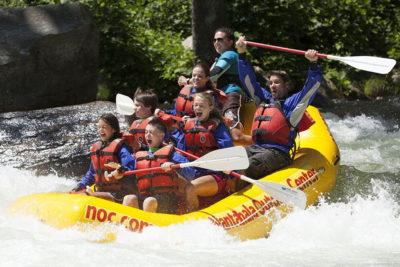 NOC Nantahala Outdoor Center (Slider Image 6) | Gatlinburg Attractions