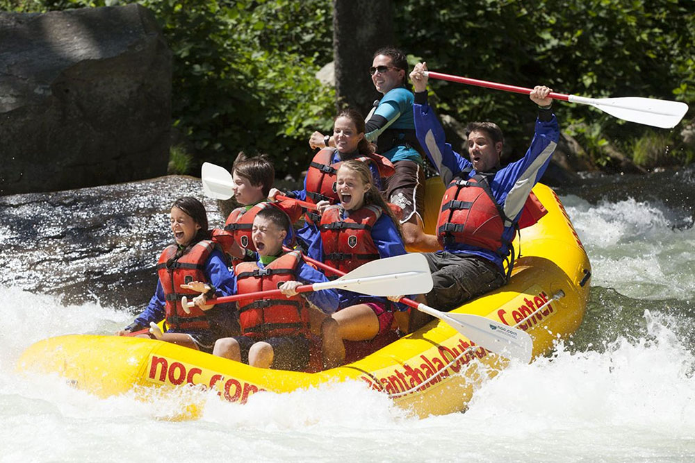 NOC Nantahala Outdoor Center (Slider Image 6) | Gatlinburg Attractions