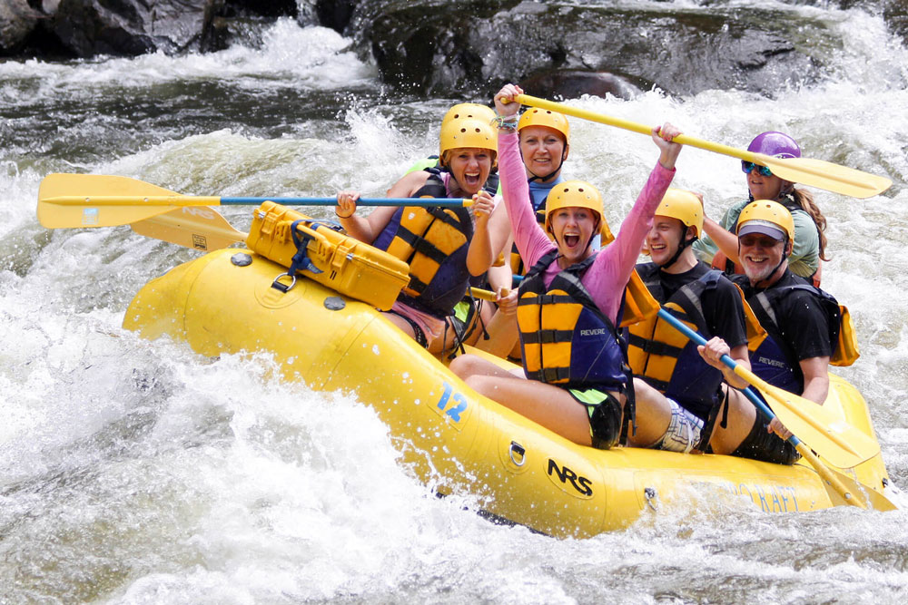 Rafting in the Smokies (Slider Image 5) | Gatlinburg Attractions