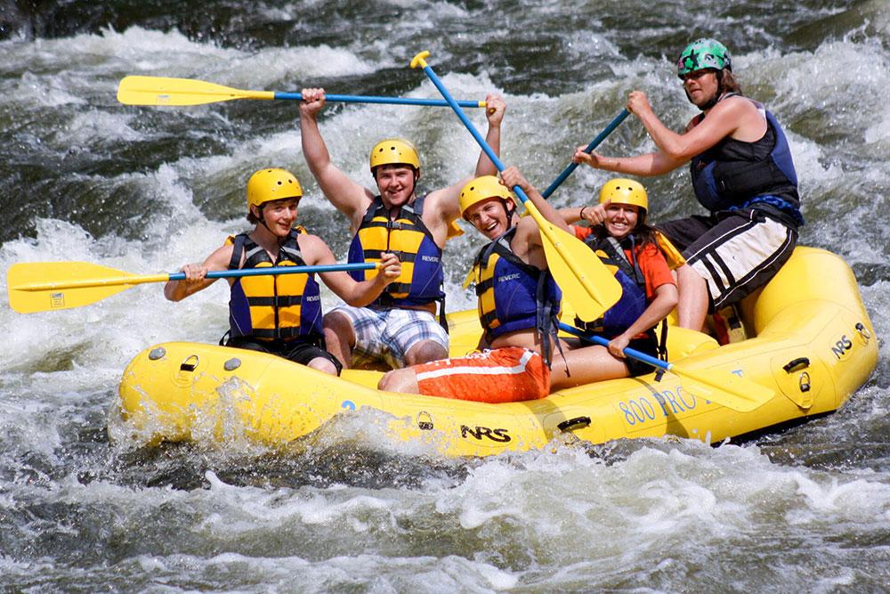 Rafting in the Smokies (Slider Image 10) | Gatlinburg Attractions