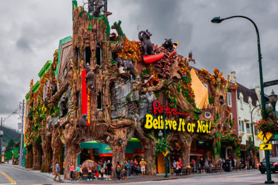 Ripley's Believe It or Not! (Slider Image 1) | Gatlinburg Attractions