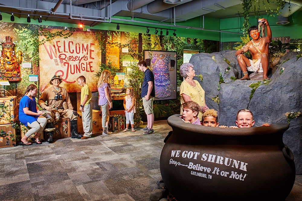 Ripley's Believe It or Not! (Slider Image 2) | Gatlinburg Attractions