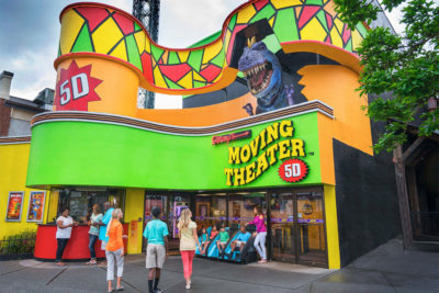 Ripley's Moving Theater (Slider Image 4) | Gatlinburg Attractions