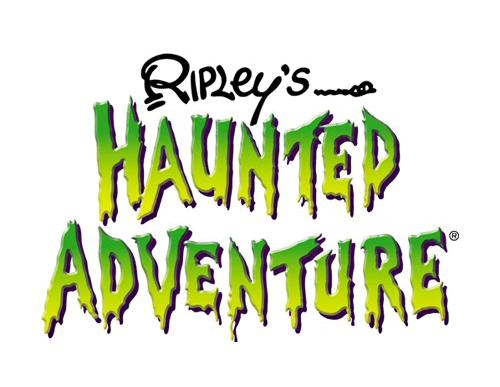 Ripley's Haunted Adventure Logo | Gatlinburg Attractions