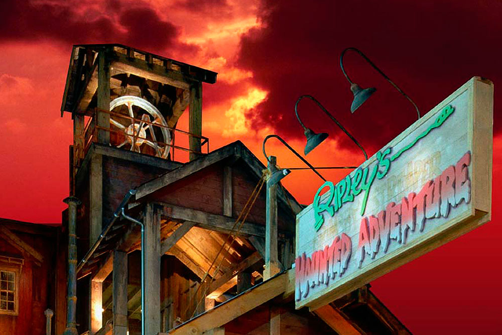 Ripley's Haunted Adventure (Slider Image 2) | Gatlinburg Attractions
