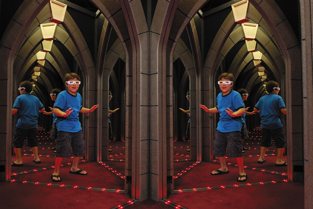 Ripley's Marvelous Mirror Maze (Slider Image 2) | Gatlinburg Attractions